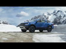 Ford Ranger Raptor Special Edition 2021