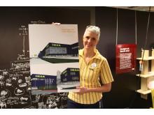 Anna Bryngelsson, varuhuschef IKEA Kållered
