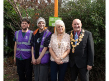 Bedworth station adopters
