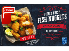 Fish & Chrisp Fish Nuggets