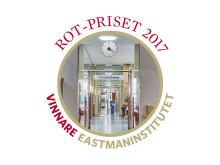 Eastmaninstitutet - vinnare av ROT-priset 2017
