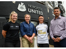 Raising the game for women's football in the North East