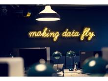 Making data fly