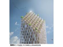HSB 2.0 Arkitektkontor: Berg / C.F. MøllerArchitects / Dinelljohansson