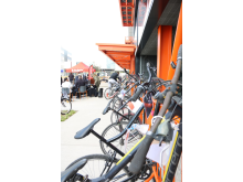 BOR3301-21 Bikes to be given away