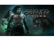 Conan Exiles keyart2
