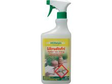 BAUHAUS tilbyder kunderne flere grønne alternativer til at bekæmpe ukrudt, bl.a. produktserien Ecostyle.