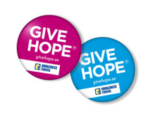 Barncancerfonden Give Hope