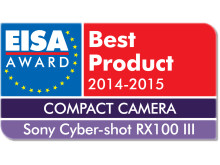 EISA 2014 Compact Camera of the Year RX100 III