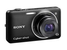 Cyber-shot DSC-WX5 von Sony_schwarz_04