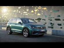 Volkswagens populära SUV Tiguan får nu en uppdatering.