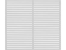 JABO Horizont 1 vit 180x160 (3690)