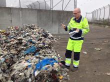 Inspektion avfallsbränsle, Filbornaverket