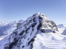 Restaurant Matterhorn glacier paradise Außenansicht