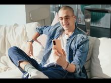 Unga mest intresserade av 5G - titta på högupplöst film och serier i mobilen lockar