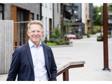 Peder Wahlgren, VD for GoCo Health Innovation City