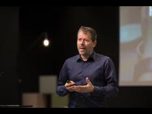 Ric Brown, leder for mobildivisjonen Telenor Norge