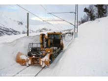 From the Bergen railway, photo Svein Ulvund