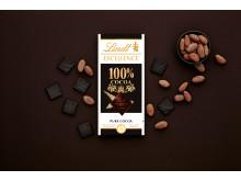 Excellence 100% med kakaobönor och chokladrutor.png
