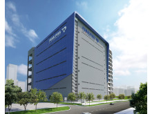 Panalpina's new logistics facility in Singapore