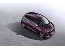 Nya Peugeot 108 5d Red Purple