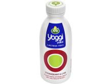 En laktosfri och en proteinrik – nya drickyoghurt från Yoggi yalla