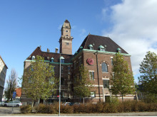 Gamla hamnkontoret Tornhuset