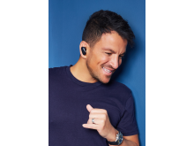Peter Andre Sony WF-1000XM3