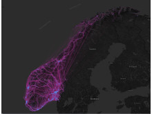 Norge står aldri stille
