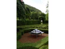 Kuddar i Norrvikens trädgårdar