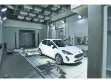 Ford Environmental Test Centre 2018 værfabrikk Køln