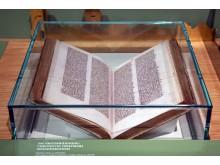 Chronicon Thietmari Merseburgensis (Die Ersterwähnung) im Stadtgeschichtlichen Museum Leipzig (Altes Rathaus am Markt)
