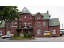 Järnvägsstationen RGB