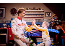 Hot Wheels 50 Jahre - Nico Rosberg