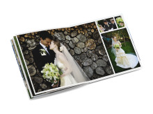Premium-kuvakirja - upea kuvakirja hääkuvista