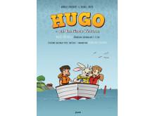 Hugos Båtskola baseras på en bok som Andreas Symeonides lanserar på Bokmässan.