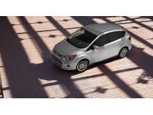 Nya Ford C-Max Hybrid lanseras på NAIAS 2011