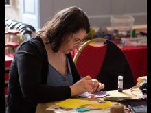 AFC Adult Craft  Worksop. Credit Action for Carers