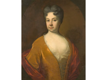 Sophia Elisabet Weber, 1659-1730, gift med Elias Brenner (Georg Engelhard Schröder)