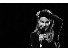 Isabella Lundgren / Umeå Jazzfestival 2015