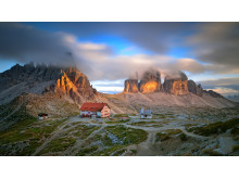 Evening Mood @ Tre Cime di Lavaredo