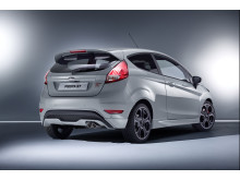FORD AT GENEVA UNVEILS NEW 200 PS FIESTA ST200