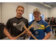 Träningsläger i Lillehammer 2018