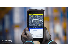 Galaxy Tab Active2 - Multi-Tasking
