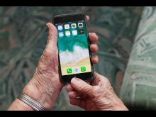 Telefonlinje för äldre