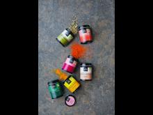 Urtekram krydderier i nyt design