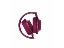 MDR-100 von Sony_Bordeaux-Pink_04