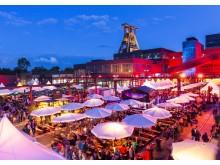 UNESCO Weltkulturerbe Zollverein - Gourmetmeile, Essen