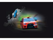 Mitsubishi Evolution Challange 2011