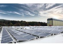 BPW Photovoltaikanlage